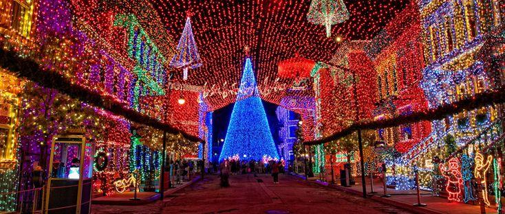 Рождество в Нью Йорке