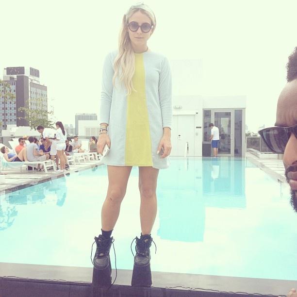 Fiona FitzPatrick | #Female_dj #buffalo_shoes