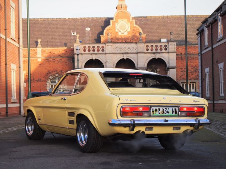 There are currently 9292 Ford Capri cars as well as thousands of other iconic classic and collectors cars for sale on Classic Driver. & 77 best Ford Capri images on Pinterest | Ford capri Mk1 and ... markmcfarlin.com