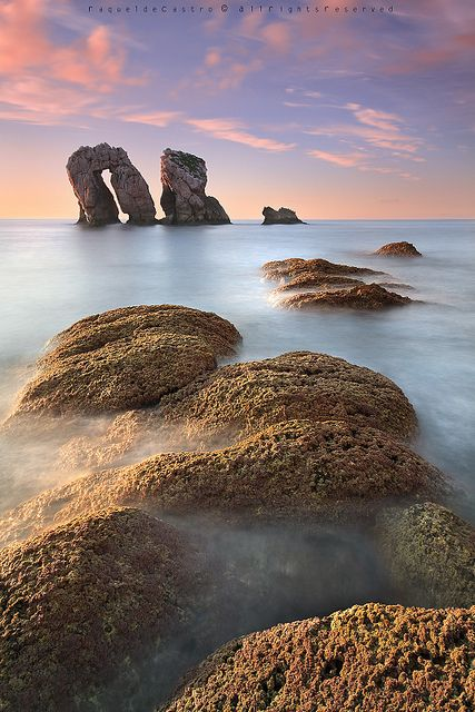 Costa Quebrada  #Cantabria #Spain                                                                                                                                                                                 Más