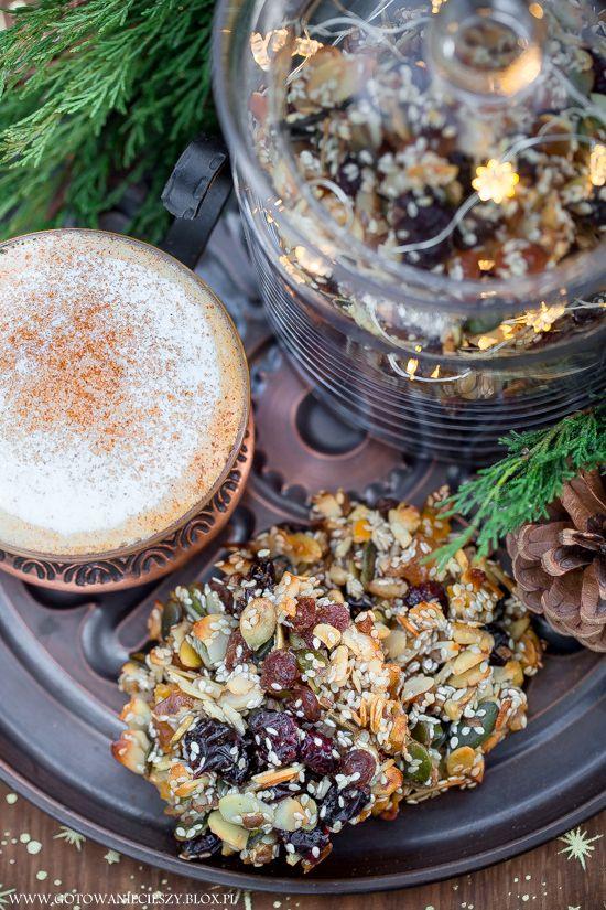 Świąteczne ciasteczka bakaliowe - Gotuję, bo lubię
