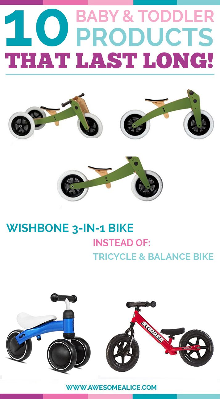 Non-Toy Gifts for Babies and Toddlers | Multifunctional products for kids | How to Save Money on Kids Stuff | The Best Toddler Bike | The Best Balance Bike| Baby Products That Last Long | The Best Toddler Gift Guide | Holiday Gifts For Toddlers | #giftguide #kids #balancebike #bike #non-toys #musthaveproducts #bestproducts #ChristmasGifts | www.awesomealice.com