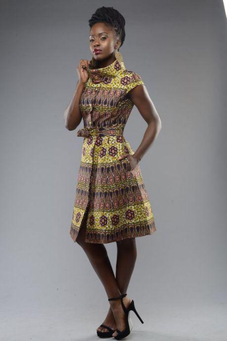 14 African Dress Designs