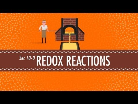 A video explaining the basics of oxidation states and redox reactions.  #oxidation states  #oxidation reduction  #chemistry