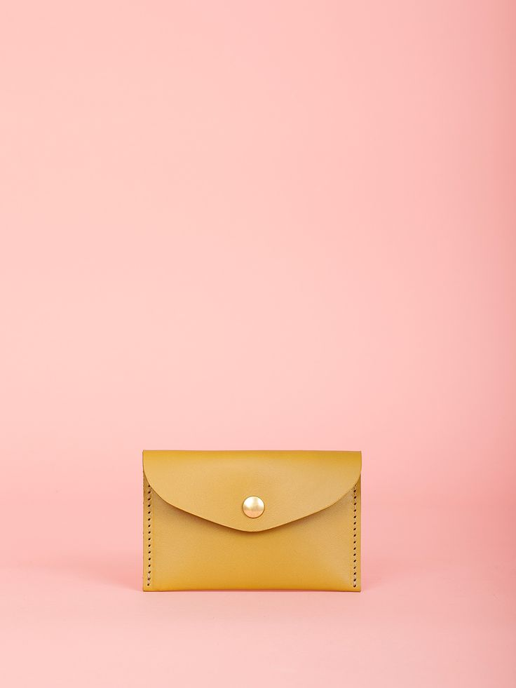 George - Olive Leather Bag, Mimi Berry SS16