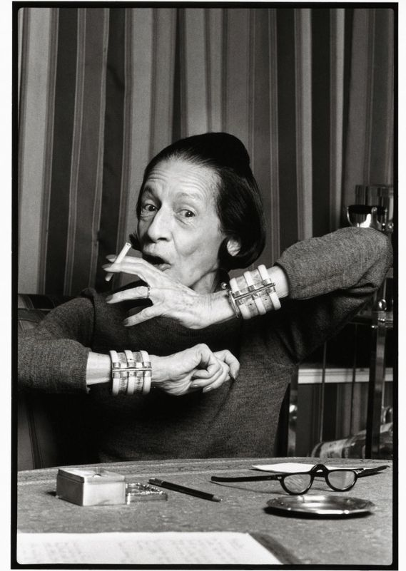 Diana Vreeland. My hero.