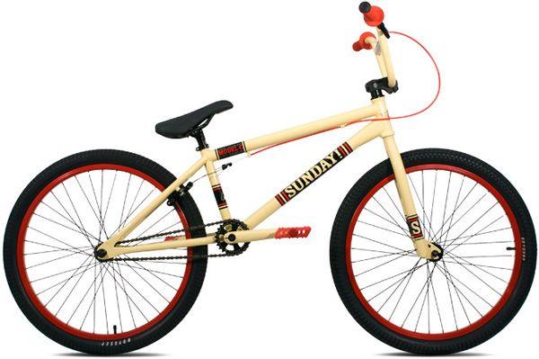 Sunday Model C 2010 BMX Bike. Oh, My, God. It will be mine. Oh yes, It will be mine.