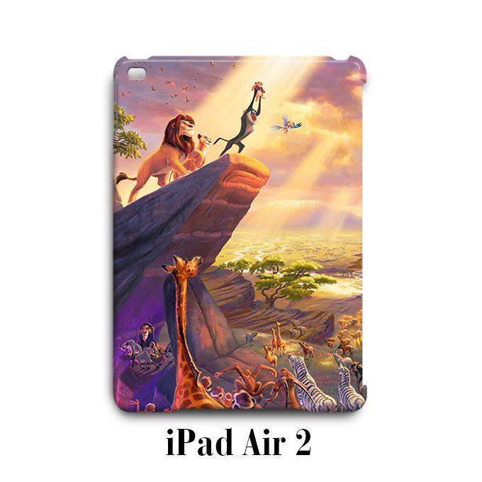 Lion King Poster iPad Air 2 Case Cover Wrap Around