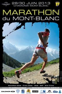 Marathon du Mont-Blanc. Otro objetivo del 2013.
