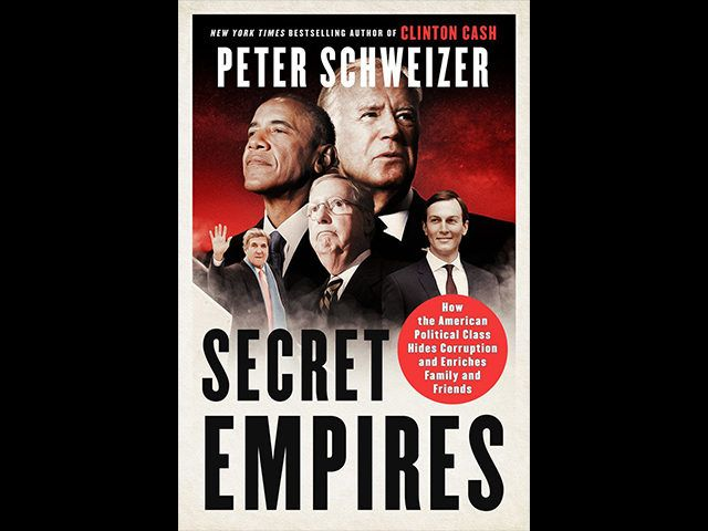 """Author Peter Schweizer is reportedly heading to Capitol Hill to brief lawmakers about the book's explosive contents. According to Axios, Secret Empires is currently under a """"strict embargo"""" by the …"""