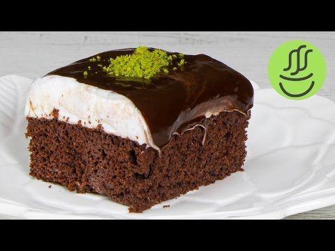 Ağlayan Kek Tarifi - Ağlayan Pasta Yapımı - YouTube