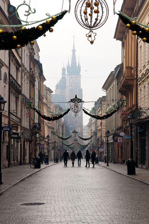 Krakow, Poland (by Simon Whitfield) - All things Europe