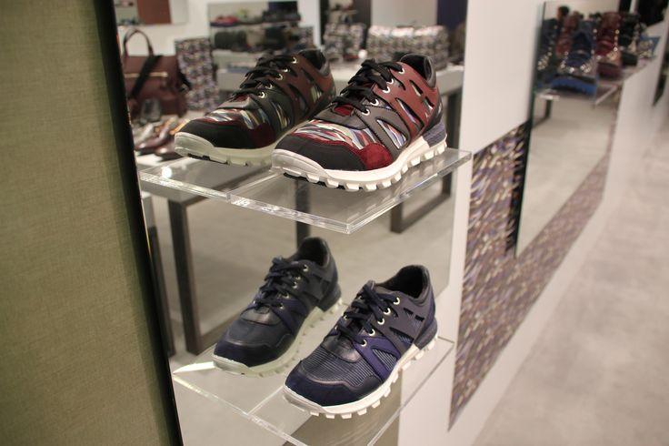 Pollini #sneakers @pittimmagine 91