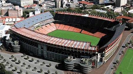Ellis Park Stadium, South Africa
