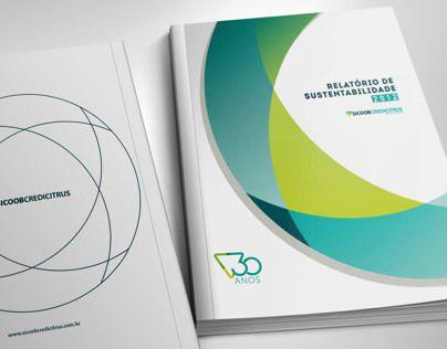Sustainability Report Design