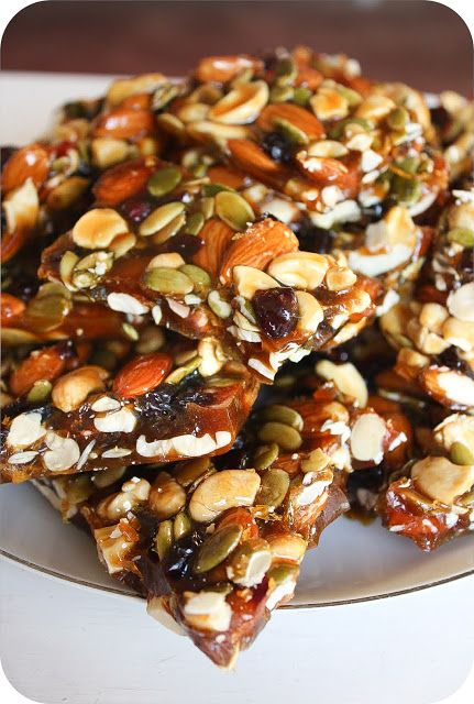 Adventures in Cooking: Autumn Brittle A bit of coconut too maybe?