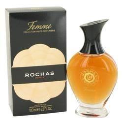 Femme Rochas Eau De Toilette Spray 3.4 Oz for Women By Rochas