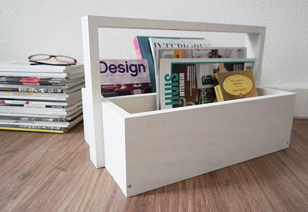 DIY: houten magazinebakje / gereedschapskist - Blog van KARWEI