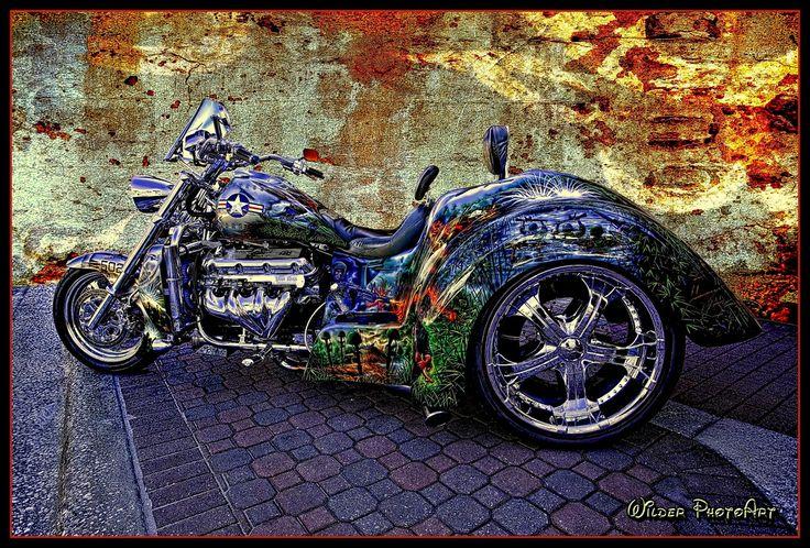 Viet NamTribute Bike | Please View this on B l a c k | Tim Wilder | Flickr