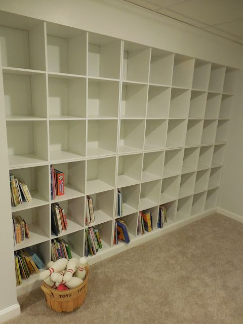 Simple Dwellings: Organizing the Basement