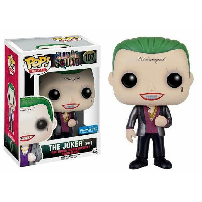 The Joker (Suit) Pop! Heroes Funko POP! Vinyl
