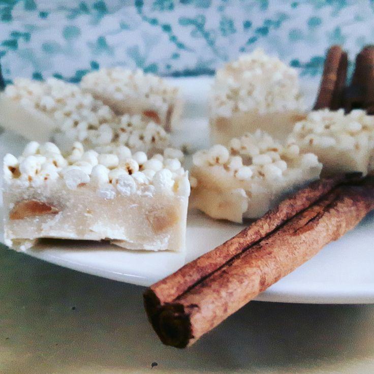 dietetyczna biała czekolada
