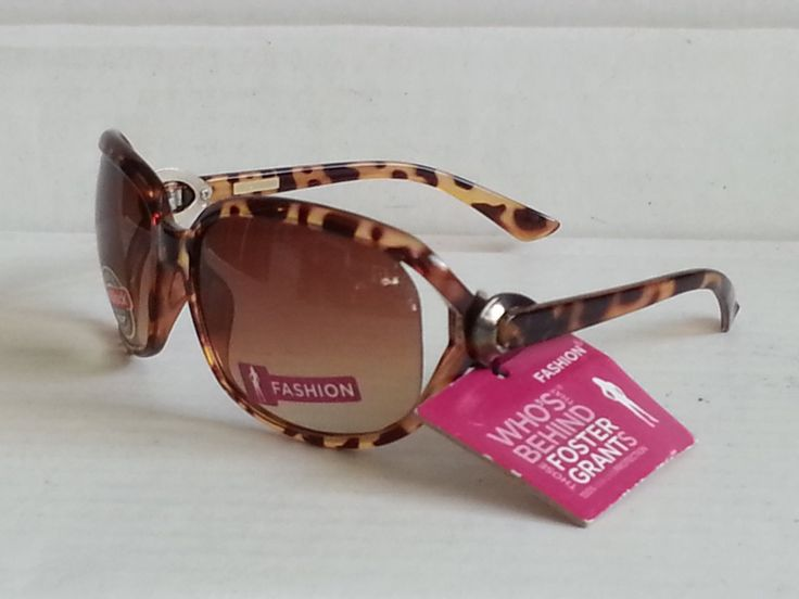#men Foster Grant women Brown Butterfly sunglasses withing our EBAY store at  http://stores.ebay.com/esquirestore