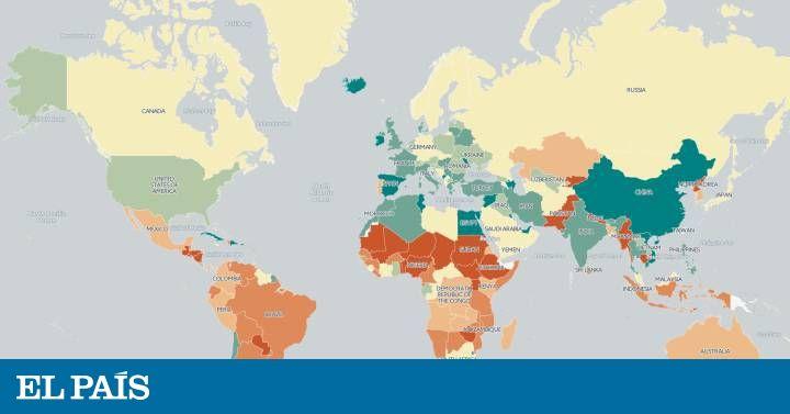 ¿Qué países han ganado y perdido más árboles desde 1990? | Actualidad | EL PAÍS