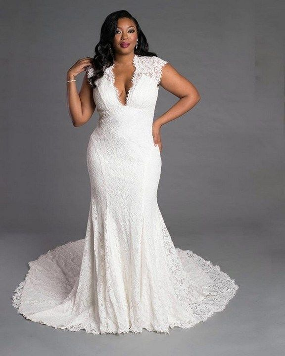 ✔ 25 best plus size wedding dresses for your big day 00030