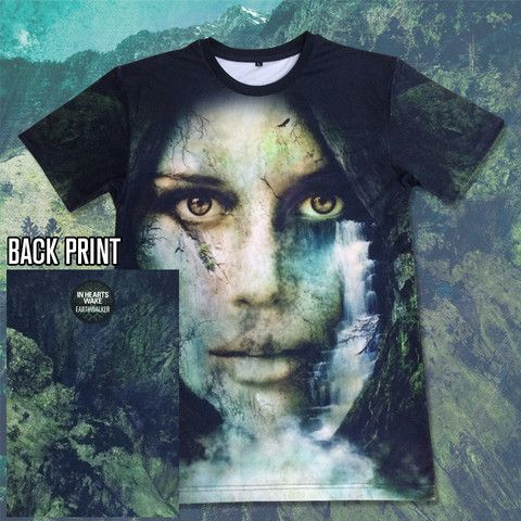 Gaia (All Over Print Shirt - Limited Edition)