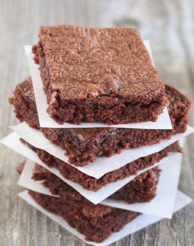 Easiest 3 Ingredient Nutella Brownies | Kirbie's Cravings | A San Diego food & travel blog