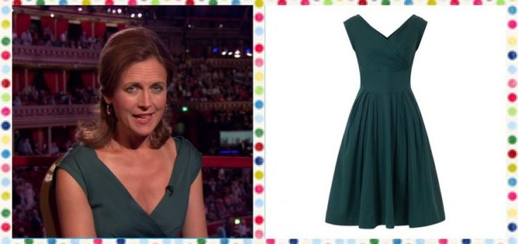 Katie Derham Dress