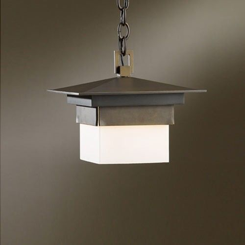 Bungalow Large Outdoor Pendant Light