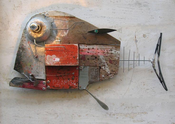 Des poissons dans l'art - Nurvero