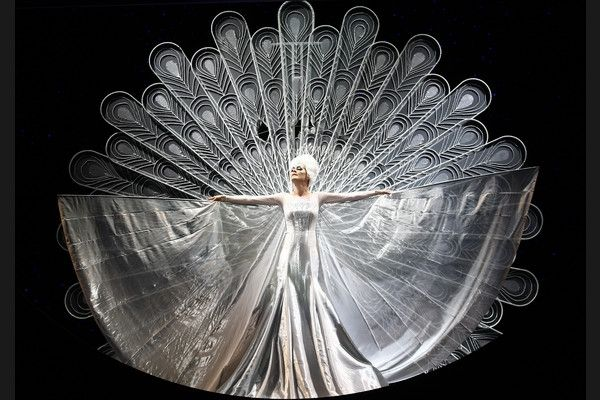 Queen of the Night in Die Zauberflöte, Bratislava