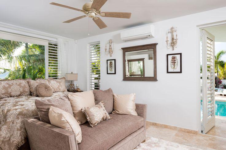 Propriedade alugada via Airbnb fica nas Ilhas Turcas e Caicos