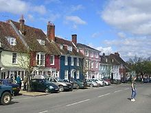 Alresford is a market town in Hampshire, just north-east of the City of Winchester and south-west of the town of Alton, which it is linked to by the Mid Hants Watercress Railway