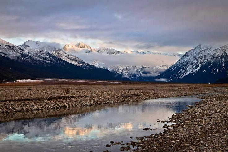 images of waimakariri river | Waimakariri river in New Zealand | The River | Pinterest