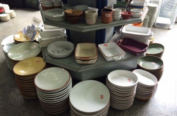 Cerâmicas da Serramar Brasil Shop: endereço vale a visita na Rua Paula Sousa (Fotos: Sophia Braun)