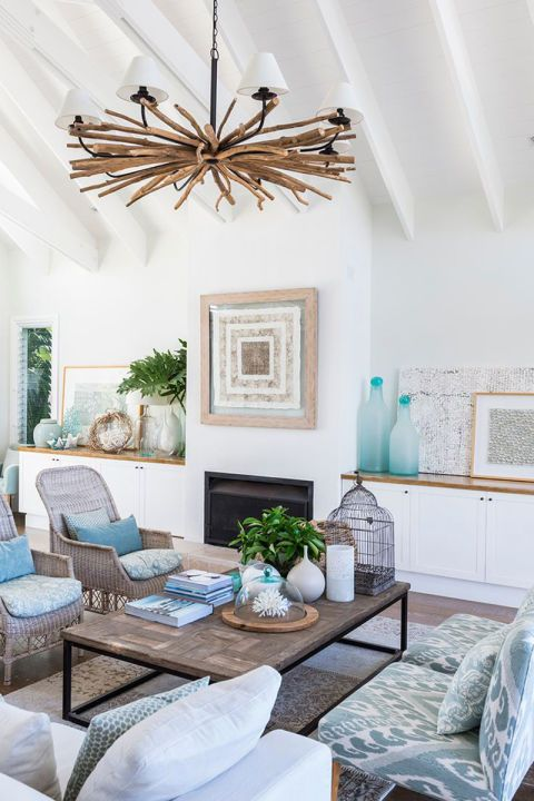 1030 Best Beach House Living Images On Pinterest | Coastal Cottage, Coastal  Style And Home