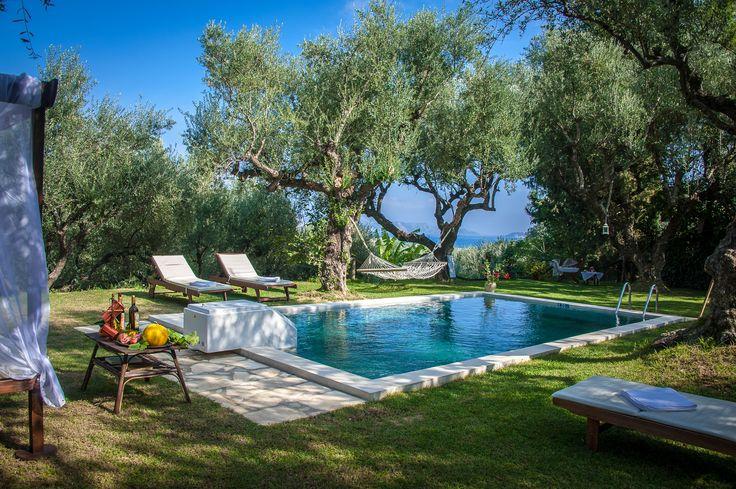 Vafias Villa in Koukla Beach in Zakynthos isand Zante Greece