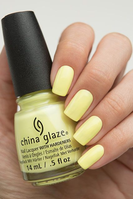 China Glaze Nail Lacquer - Whip It Good