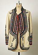 Coat | Romanian | The Met