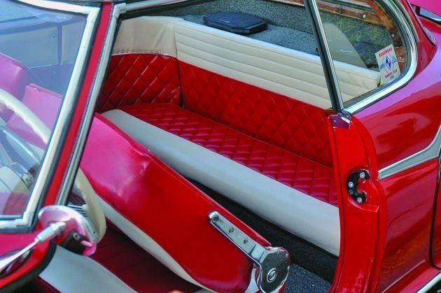 Borgward car details