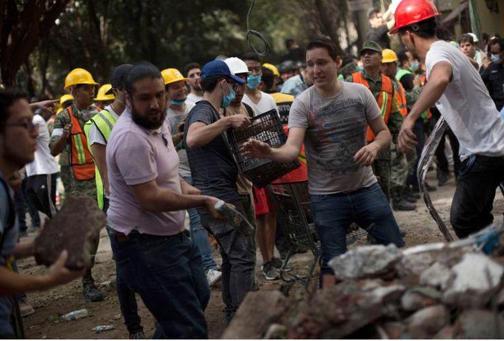 Lugares que ofrecen ayuda psicológica después del terremoto