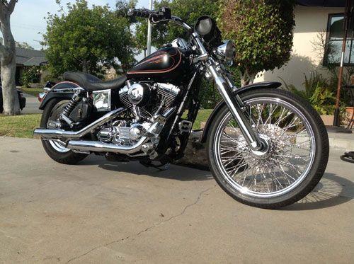 2001 Harley-Davidson FXDWG FXDWGI Dyna Wide Glide - Huntington Beach, CA #4163707559 Oncedriven