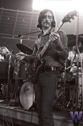 Dickey Betts - Atlanta Stadium (Atlanta, GA) Jun 13, 1970