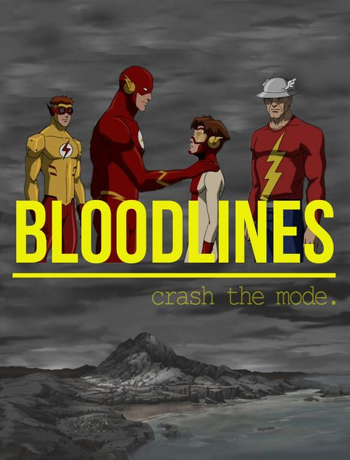 Bloodlines Flash Family ~ Young Justice