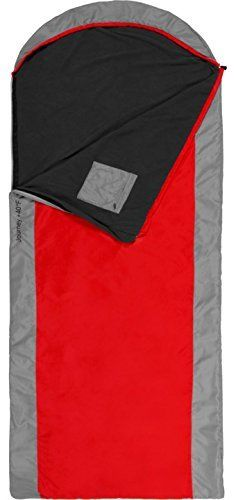 TETON Sports Journey +40F Ultralight Sleeping Bag Perfect for Backpacking, Hiking, and Camping; Free Stuff Sack Included by Teton Sports. TETON Sports Journey +40F Ultralight Sleeping Bag Perfect for Backpacking, Hiking, and Camping; Free Stuff Sack Included. 90-Inch x 33-Inch.