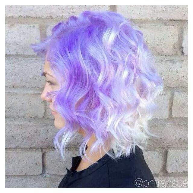 soft purple. love.